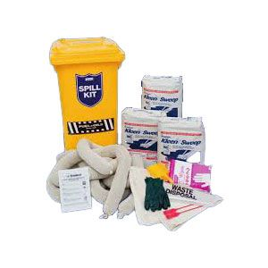 BettaClean Workshop Fuel Kit-120L bin