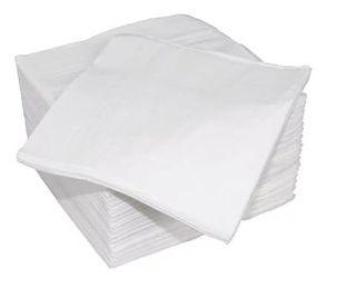 White Cocktail Napkin 1/4 fold-Ctn 2000