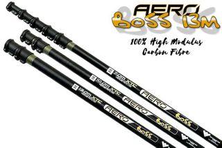 Aero Boss Kevlar High Modulus 13m pole