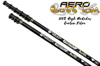 Aero Boss Kevlar High Modulus 10m pole