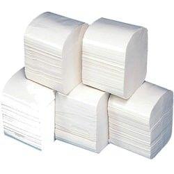 Interleaved Toilet Tissue 2 ply 9000sht
