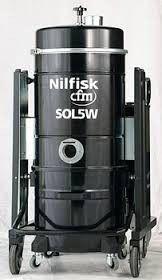 Nilfisk CFM SOL5W Vac with 50mm Access