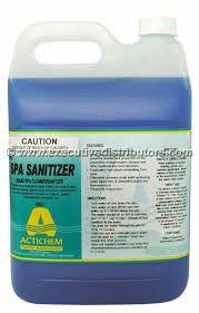 Spa Safe Sanitiser Bio- 5 Litres