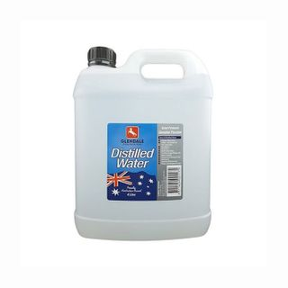 Distilled Water 4 Litre