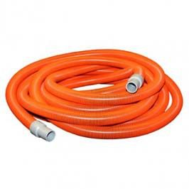 GVAC Hose 38mm x 15m Orange