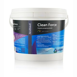 Clean Force Enzyme Prespray Powder-4.5kg