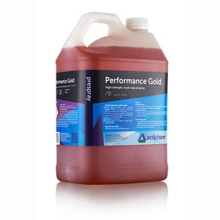 Performance Gold Prespray Concentrate-5L