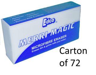 Edco Merri Magic Microfibre Eraser x72