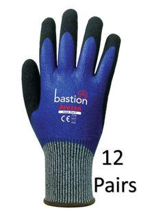 Arezzo Cut5 Full Nitrile Gloves-Largex12