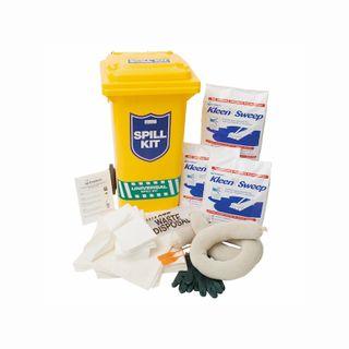 Universal Spill Kit-120 litre bin
