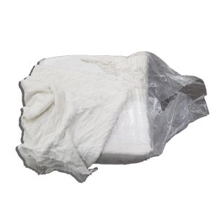White Towelling Waste 10kg
