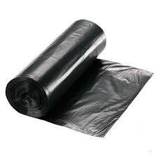Sanitary Bin Liner Black