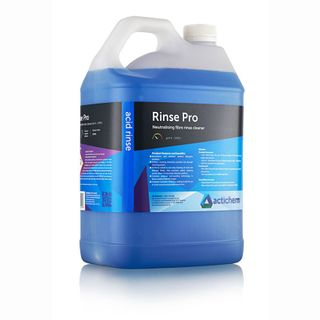 Rinse Pro Acid Carpet Rinse Cleaner-5 L
