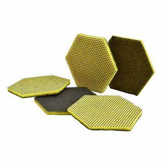 Scotch Bright Pad Hexagon-Ctn of 15