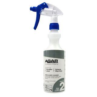 Empty Bottle 500ml Citra Mist, Wipe Away