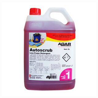 Agar AutoScrub 5L Low Foam Gen Purpose