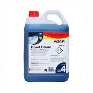 Agar Bowl Clean 5l Antibac Toilet Cleane