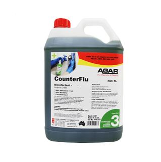 Agar Counter Flue 5litre