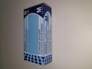 Nitrile Glove Medium PF box100