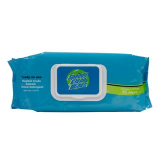 Speedy Clean Wipes Flat Pack pkt50