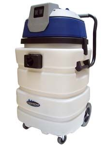 Commercial Wet&Dry Vac 90L Twin Motor