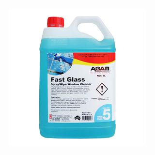 Agar Fast Glass 5 lit Window Cleaner
