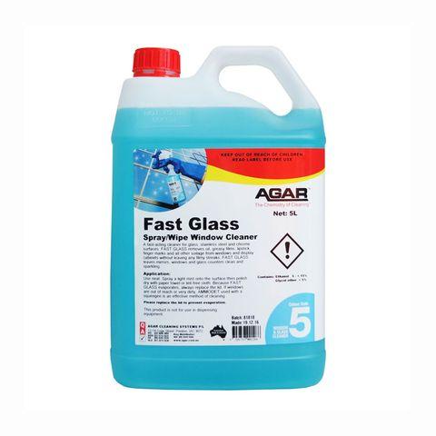Agar Fast Glass 5 lit Window Cleaner