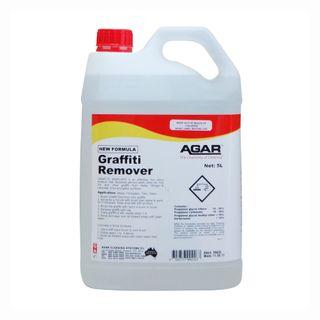 Agar Graffiti Remover