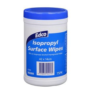 Isopropyl Surface Wipes (75)