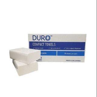 Duro Compact H/Towel 19cmX25cm