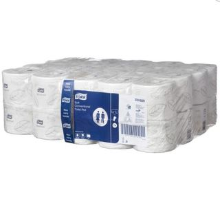 Tork 700 sheet Toilet Roll 2Ply Advance