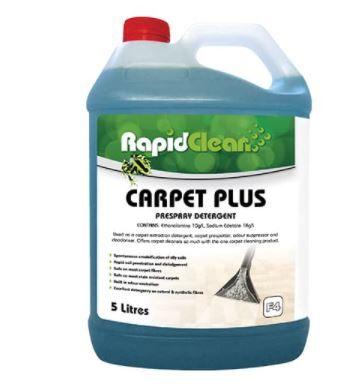Rapid 5ltr Carpet Plus Prespray