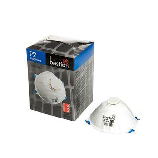 P2 Respirator with Valve 12pk