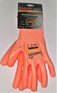 Granzin Large cut 5 Gloves Silicon Coat