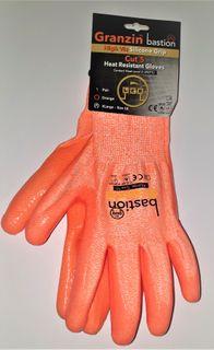 Granzin XLarge cut 5 Gloves Silicon Coat