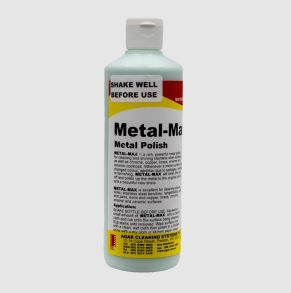 Metal Max 500ml Stainless Steel Cream