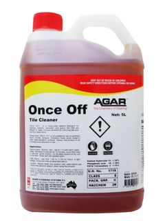 Agar Once Off 5l Hard Surface Cleaner
