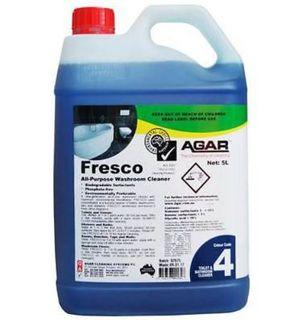 Agar Fresco 5l Toilet Bathroom Cleaner