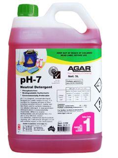PH7 Neutral Detergent 5l Citrus Scent