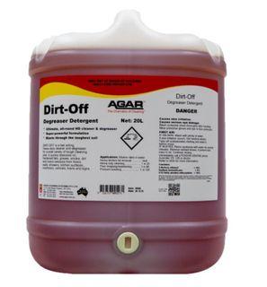 Agar Dirt Off 20L Heavy Duty Cleaner