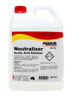 Neutralizer 5L For Carpets & Hard Floors