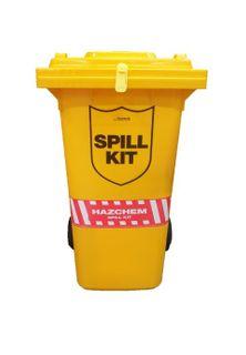 Hazardous Spill Kit-120 litre bin
