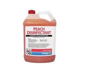#120212 Peach Disinfectant 5L