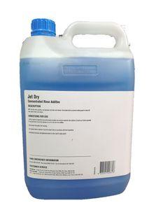 Jet Dry Rinse 5litre ctn 2 bottles