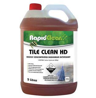 Rapid Tile Cleaner Degreaser 5Ltr pH14