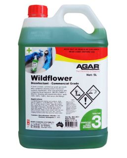 Wildflower 5l Commercial Disinfectant
