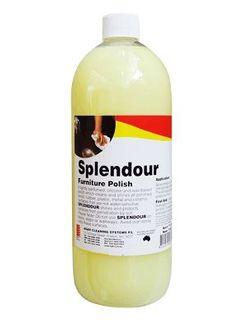 Splendour 1Lt Silcone&Wax Furniture Pol