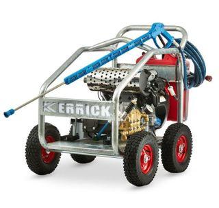 Kerrick Petrol Pres Cleaner 20hp Elect S