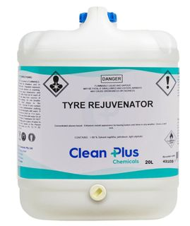 Tyre Rejuvnator 20L with silicon