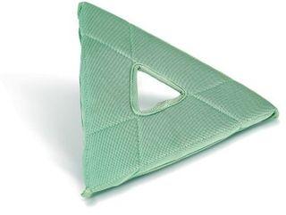Stingray Tri-Pad Green Glass Pad